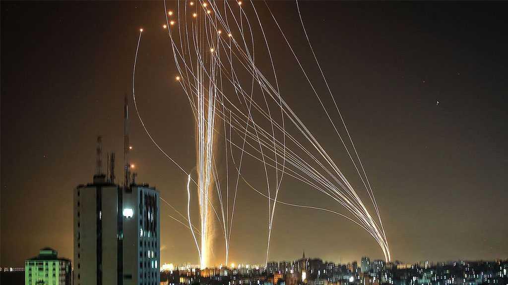 Palestinian Resistance Warns, 'Israel' Obeys!
