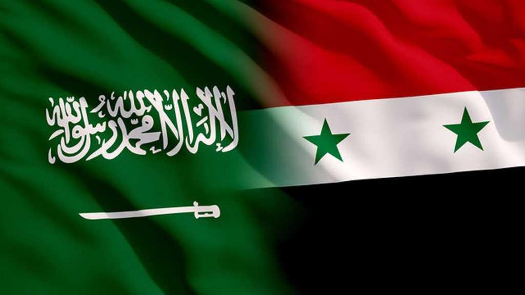 Riyadh, Damascus in Rapprochement Talks