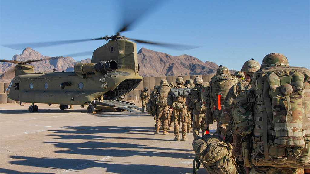 US Exit From Afghanistan Halfway Done