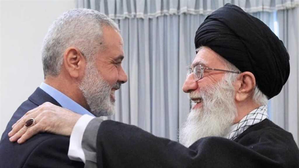 Report: Hanyieh to Meet Imam Khamenei, Sayyed Nasrallah in Trip to Iran, Lebanon