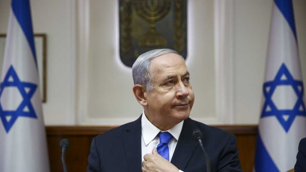 Netanyahu…Game is Over