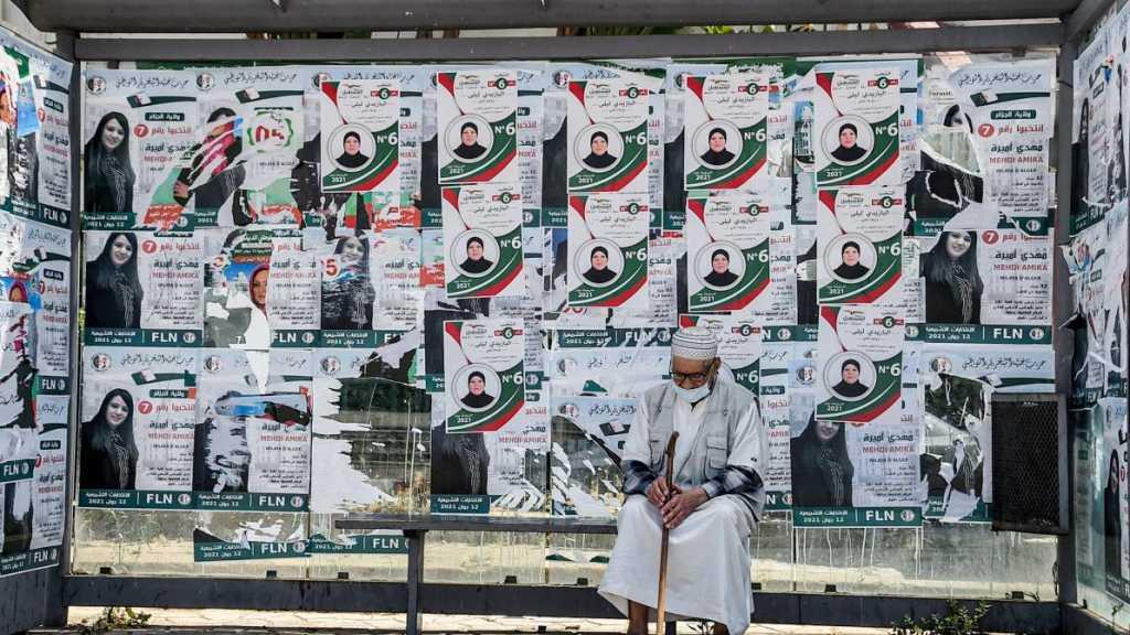 Algeria Elects Parliament amid Opposition Boycott