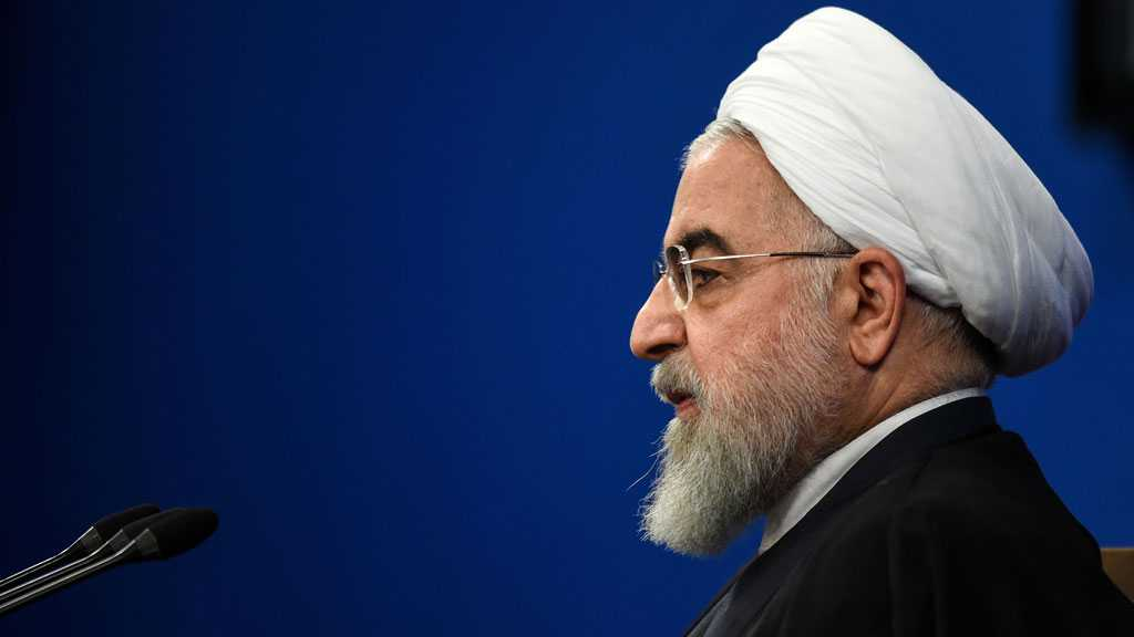 Rouhani: Iran Not Seeking War, But Ready to Defend the Country