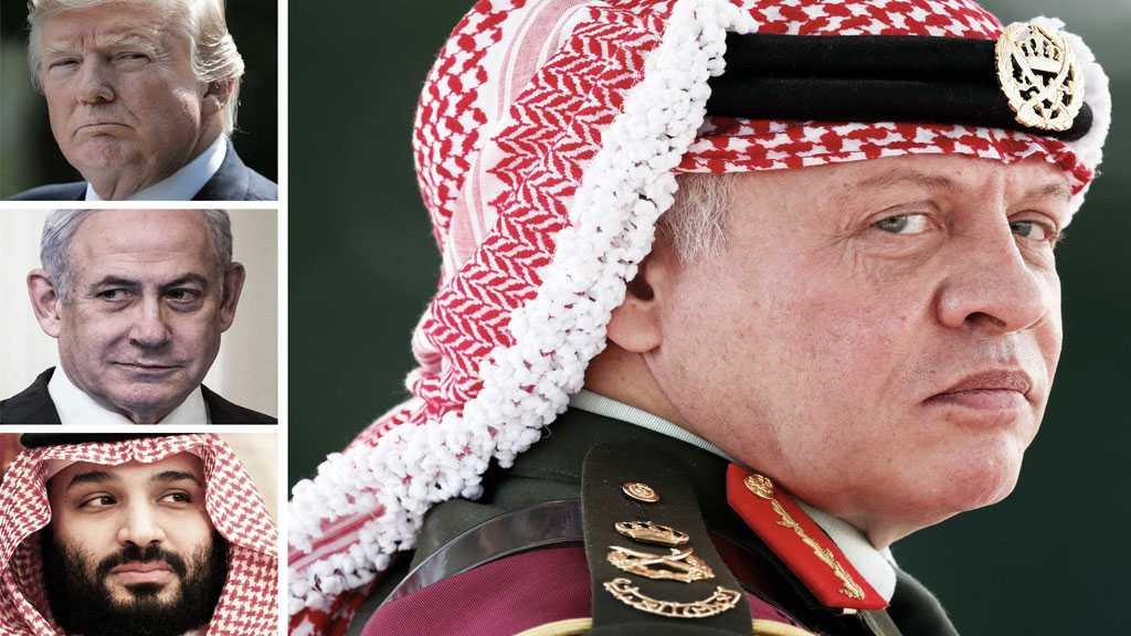 The Washington Post Details US, 'Israel', Saudi Role in Coup Plot Against Jordan King