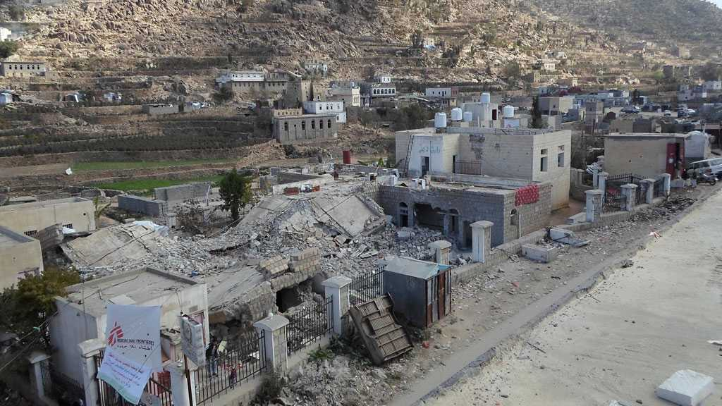 50% of Yemen's Facilities Out of Work Due to US-Saudi Siege - Health Ministry