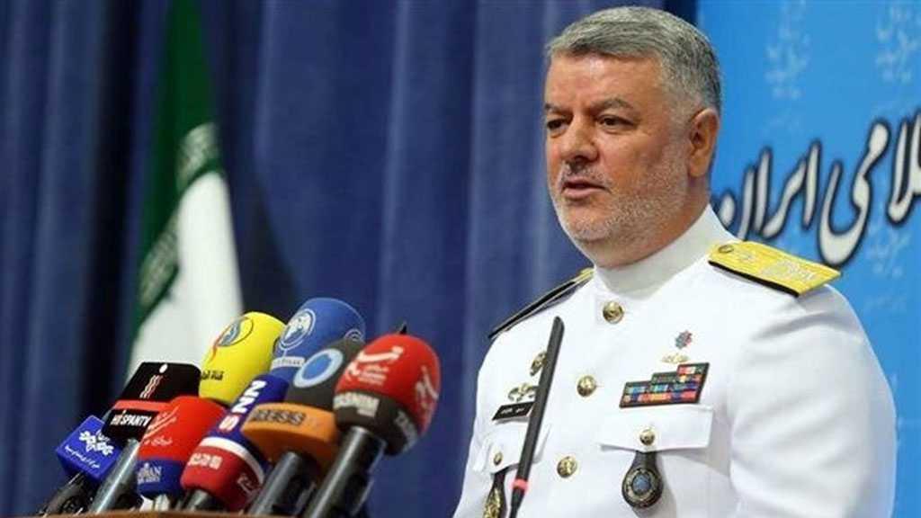 Enemies Deeply Concerned About Iran's Presence in Atlantic Ocean - Navy Commander