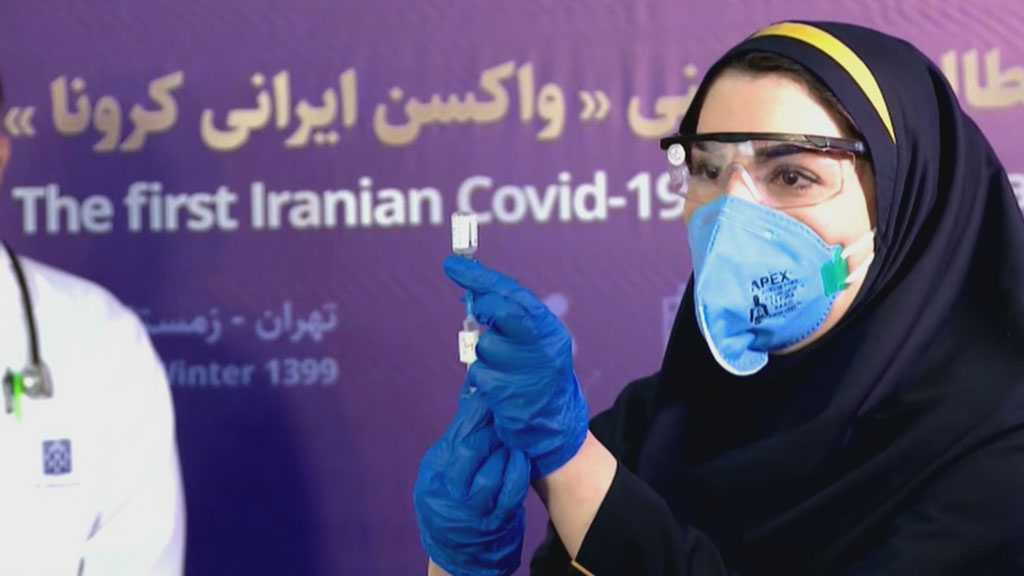 Iran Authorizes Emergency Use of Homegrown COVIran Barekat Vaccine