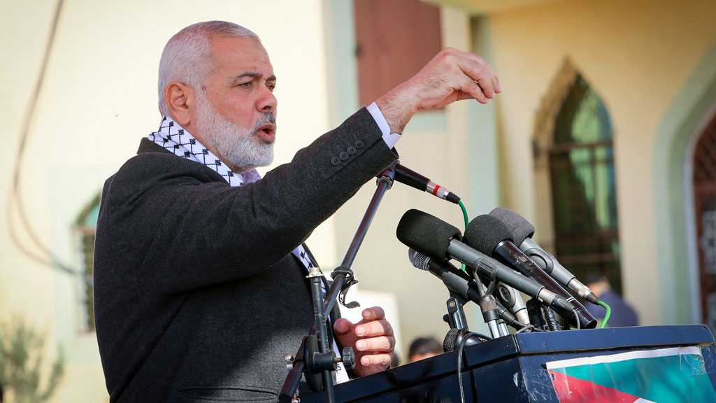 Hanyieh in Morocco: Palestinians Have Many Missions ahead after Gaza Victory