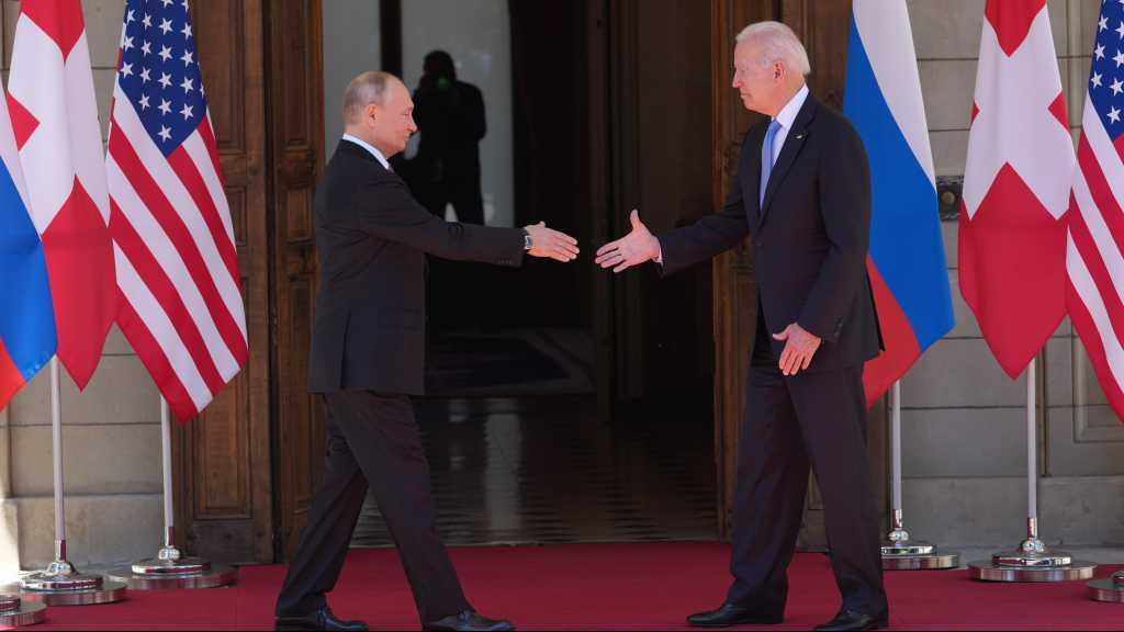 US Administration Denies Holding Back Aid to Ukraine Ahead of Biden-Putin Summit