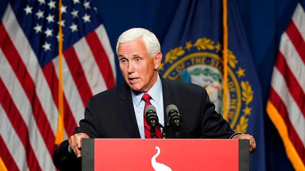 Former US VP Mike Pence Blasts Biden Admin, Democrats, Cancel Culture, Critical Race Theory