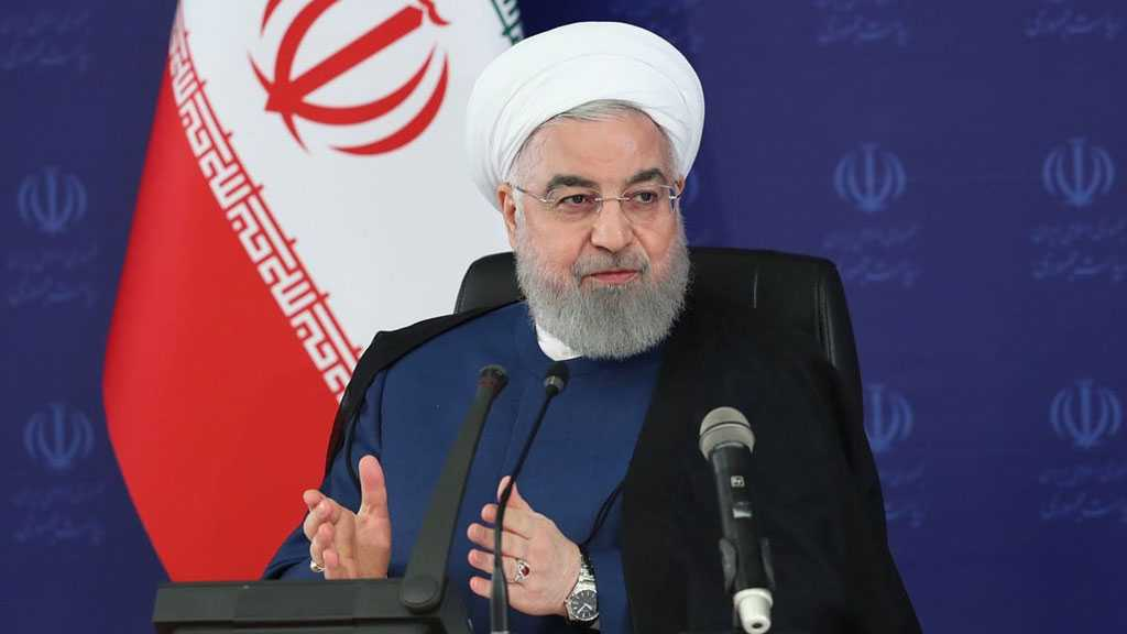Rouhani Hails Iranian Nation for Epic Participation in Elections