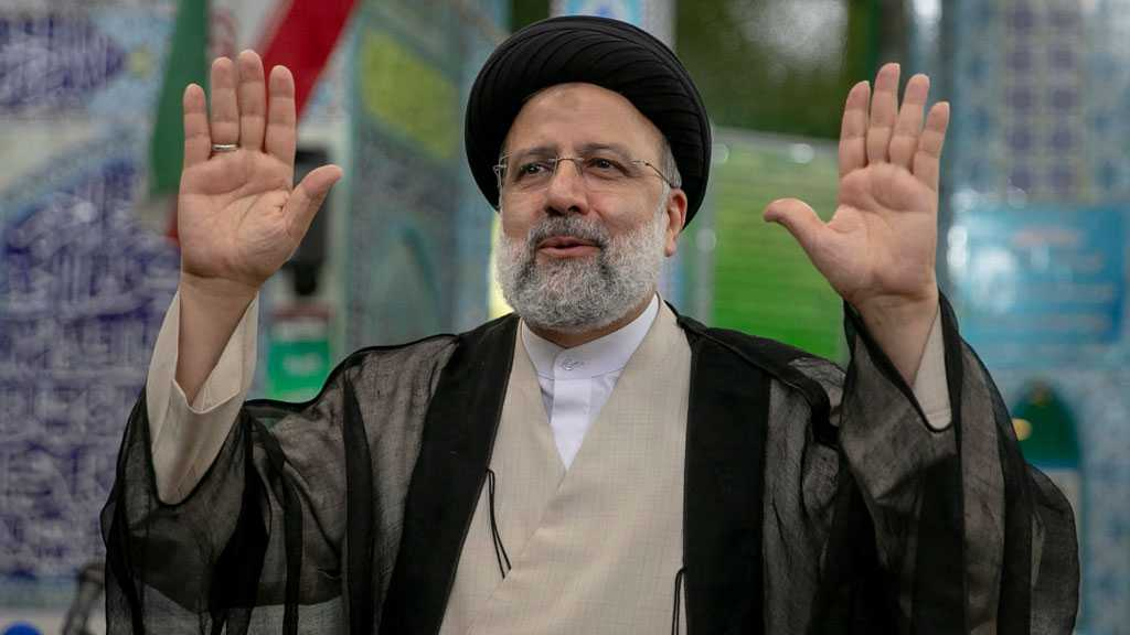 Rivals Congratulate Raisi on Sweeping Win in Iran's Presidential Election