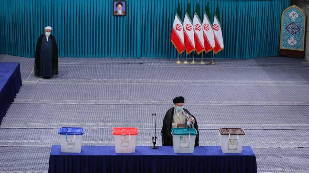 "Imam Khamenei Addresses ""Great Winner"" Iranian Nation, Hails their Massive Turnout in the Elections"