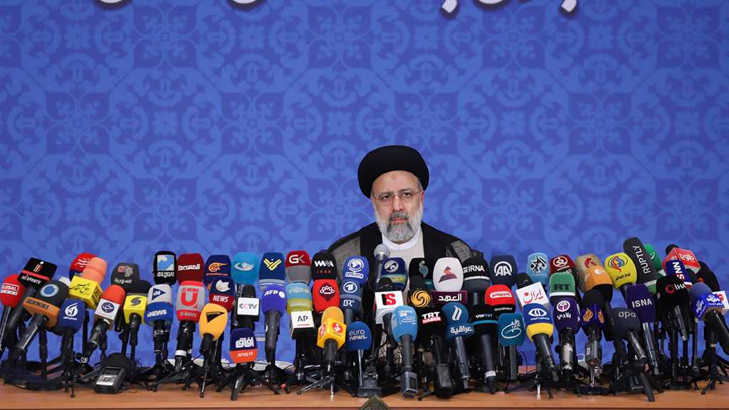 Iran's President–Elect: Missile Issues Not Negotiable, US Must Return to Nuclear Deal