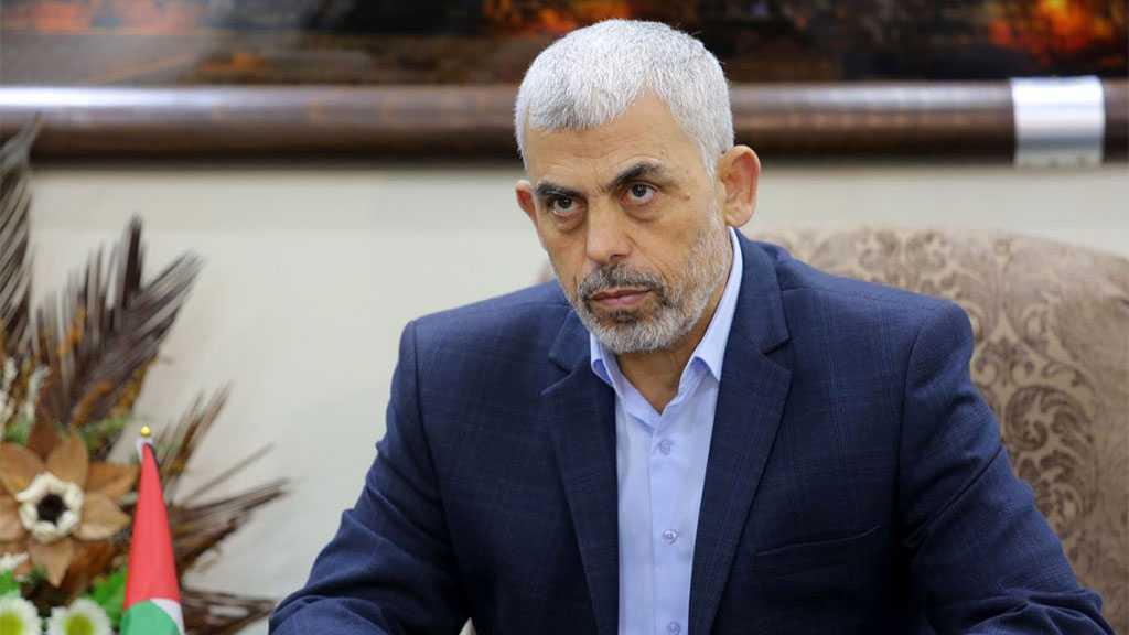 No Signs of 'Israeli' Intentions to Solve Gaza's Humanitarian Crisis - Sinwar