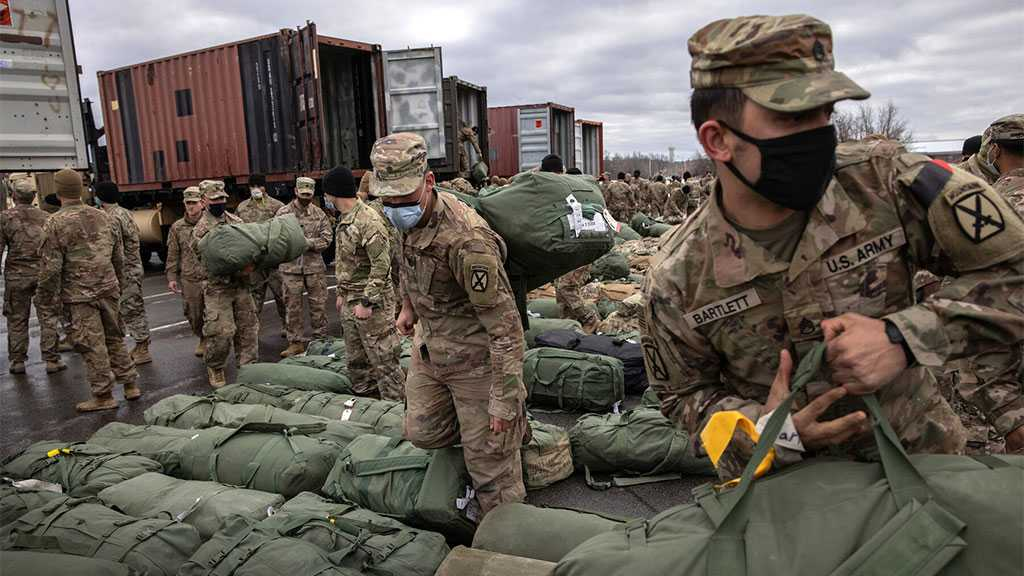 US May Slow Pullout from Afghanistan