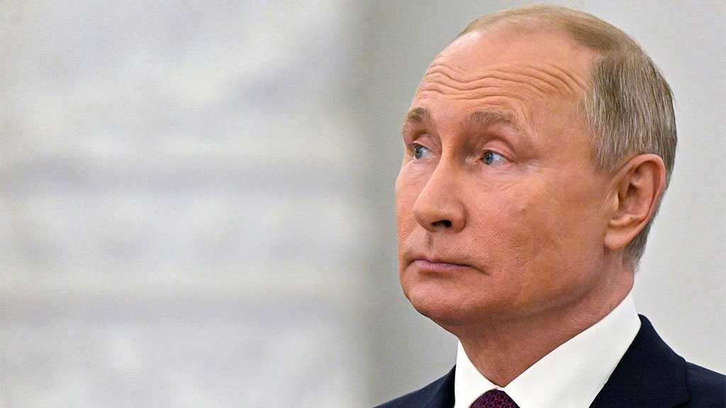 Putin: Europe's Security System Degrading, Risk of New Arms Race Growing