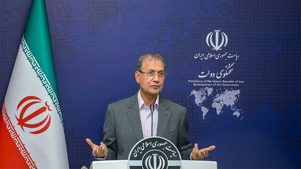 Iran's Government Spokesman Dismisses US Stance on Presidential Elections