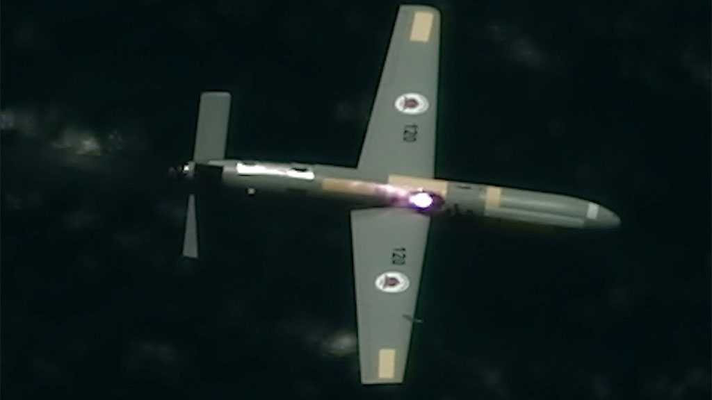 'Israel' Used 'Airborne Laser' To Down Drones