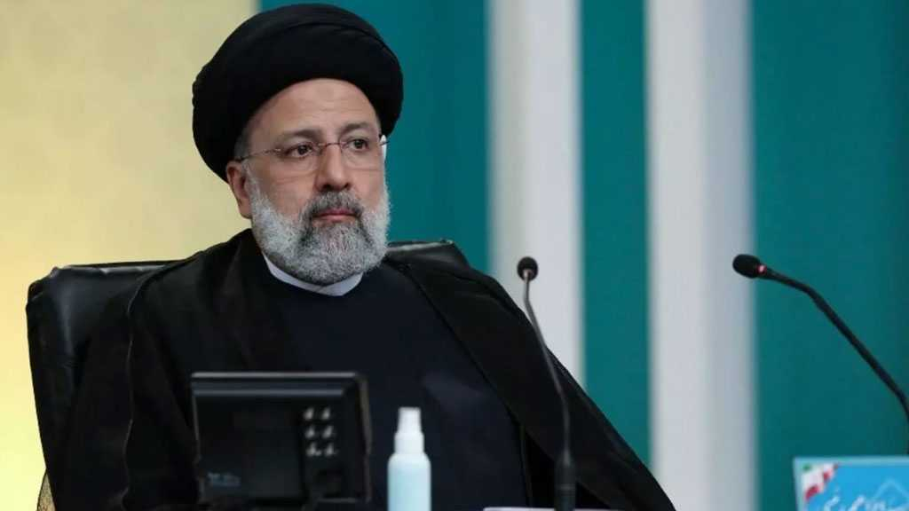 Raisi Stresses Preserving Iranians' Dignity in 1st Public Address as President-elect