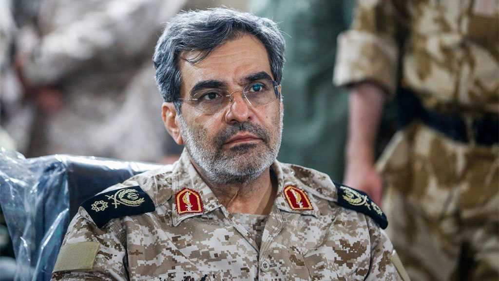 Iranian General from Moscow: US Forces Must Leave West Asia