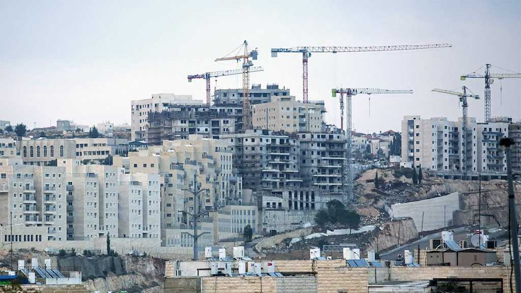 New Zionist Government Approves More Illegal WB Settlement Constructions