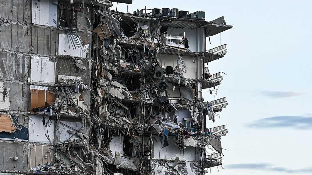 Biden Declares Florida Building Collapse a National Emergency