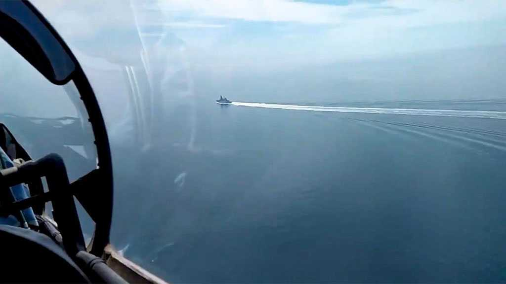 Show of Force: Russia Launches Mediterranean Drills amid Tension with UK