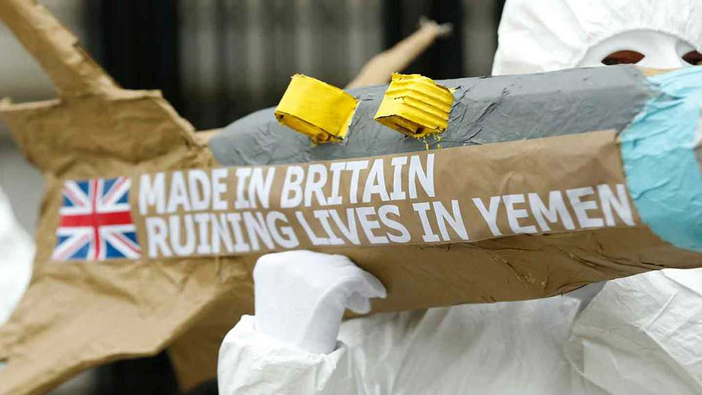 Report Reveals UK's $20Bln in Arms Sales to Countries It Has Slammed for Human Rights Abuses