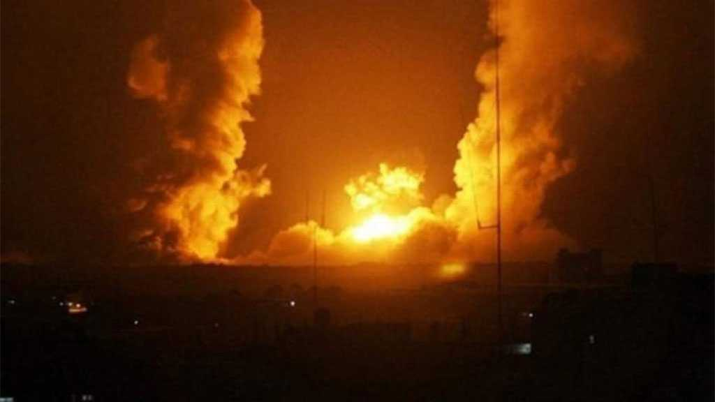 Massive Blasts Hit US Base in Syria's Deir Ez-Zor