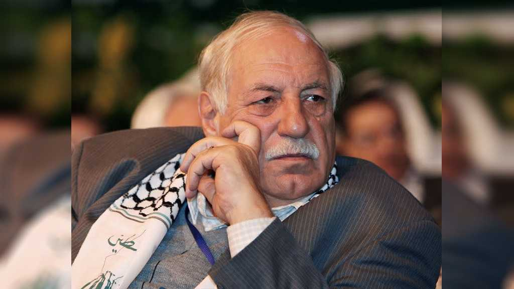 Leading Palestinian Figure Ahmed Jibril Passes Away in Syria