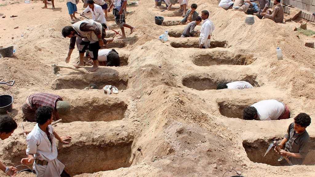 Saudi War on Yemen Has Killed 17,176 Civilians, Including 3,842 Children So Far