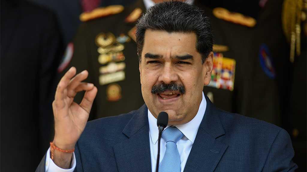Maduro Sets Three Conditions for International Dialogue