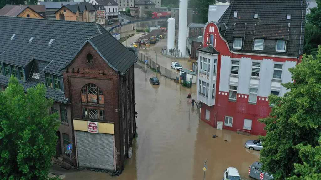 9 Dead, 30 Missing in Germany as Houses Collapse in Floods