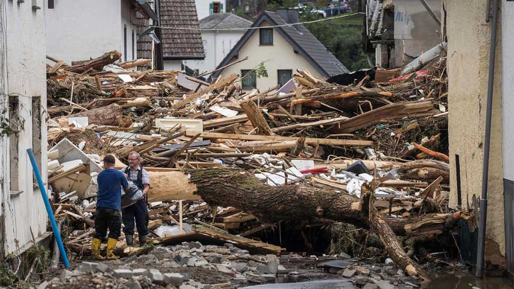 Germany Floods Toll Passes 80, Merkel Voices Horror at 'Catastrophe'