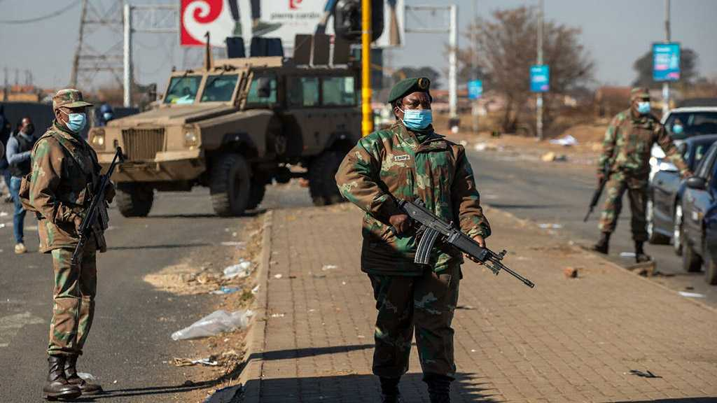 South Africa Deploys More Than 20k Troops As Death Toll Tops 100