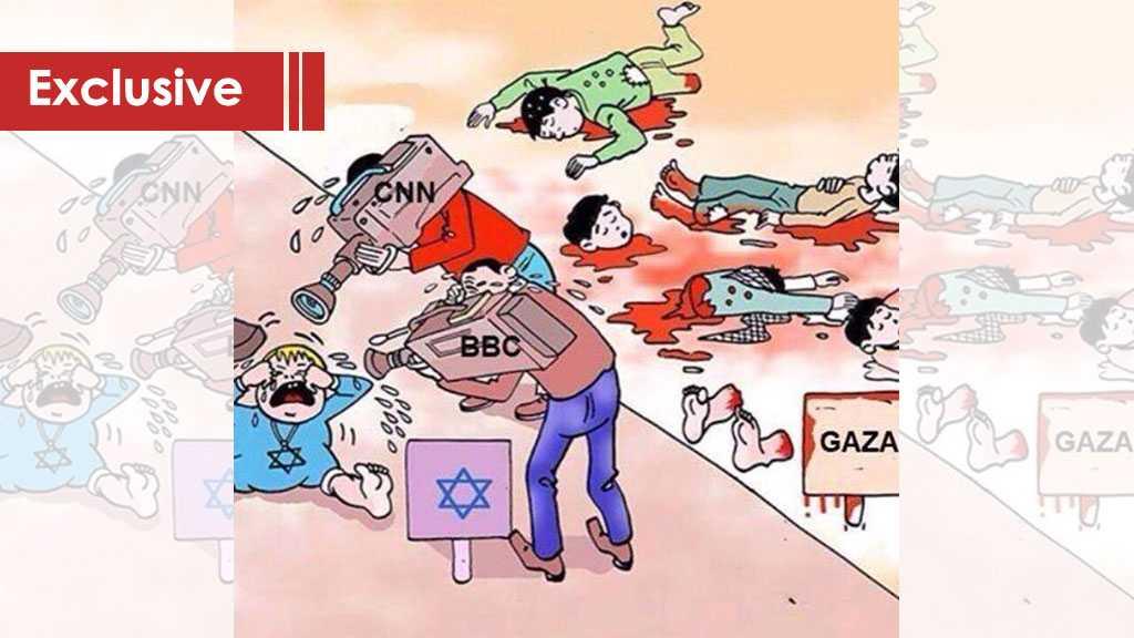 "Western Media Parrots ""Israeli"" Lies: July 2006 War An Example"