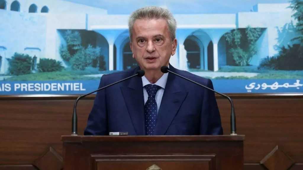 French Anti-Graft Judges Probe Lebanon's Salameh