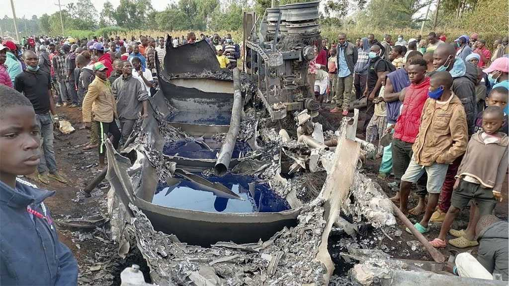 Fuel Tanker Explodes In Western Kenya, Kills At Least 13