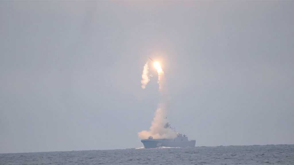 Russia Successfully Tests Hypersonic Missile