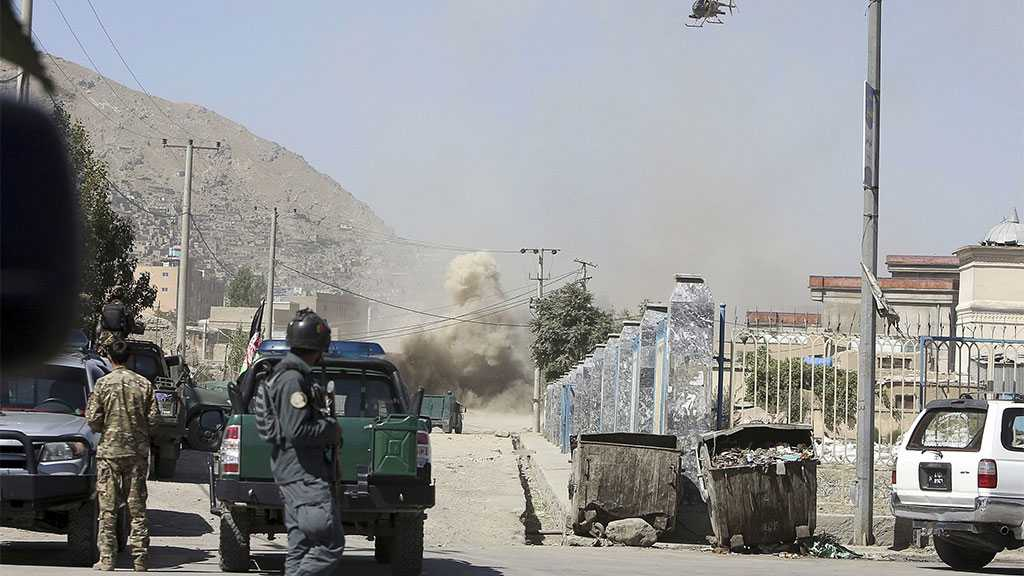 Rocket Attack Targets Afghan Presidential Palace