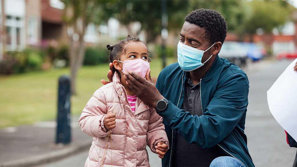 All Children over 2 Should Wear Masks at School