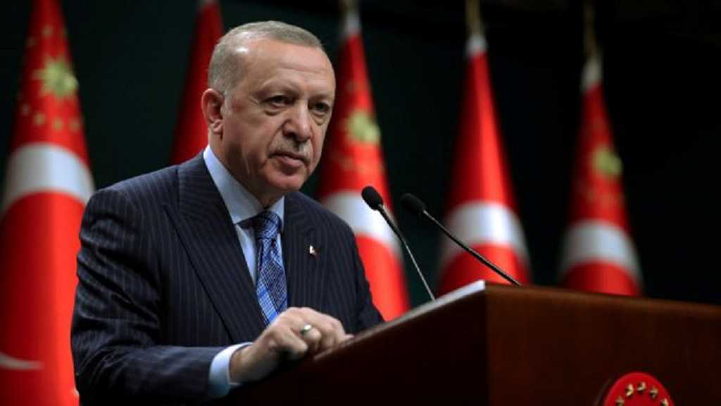 Erdogan Urges Taliban to Stop Occupying Afghanistan