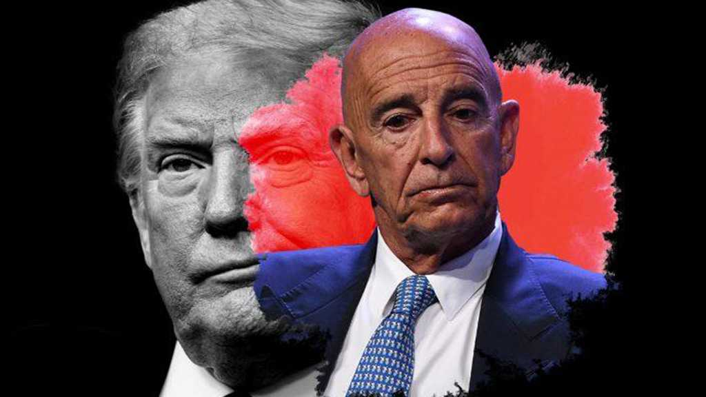 Trump Adviser Indicted Over Illegal UAE Lobbying