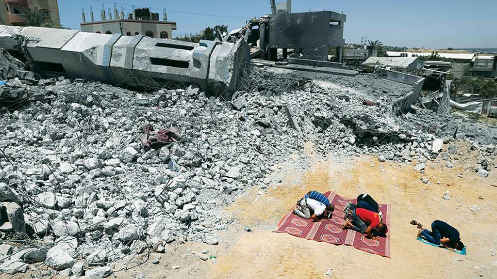 The Families of the Gaza Martyrs between Two Eids: Life Is A Short Dream