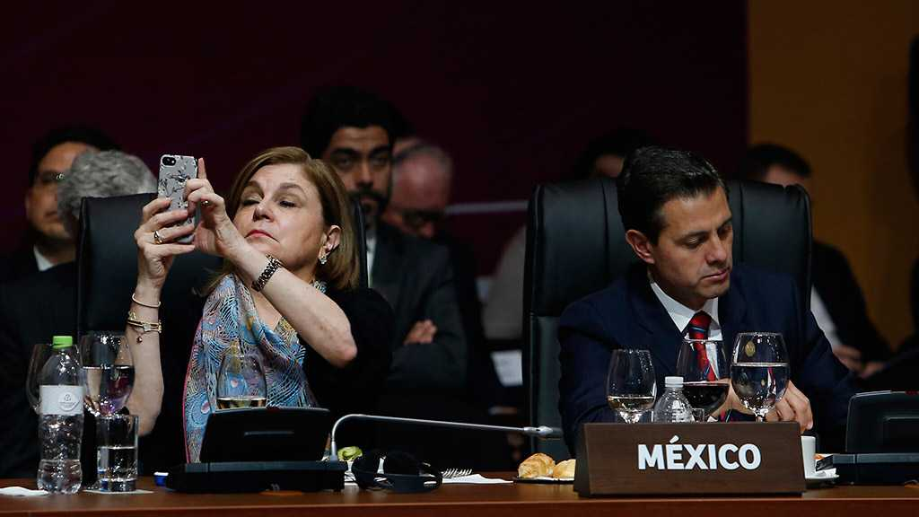 """Pegasus Scandal: Mexico Investigating Corruption over Purchase of """"Israeli"""" Spyware"""