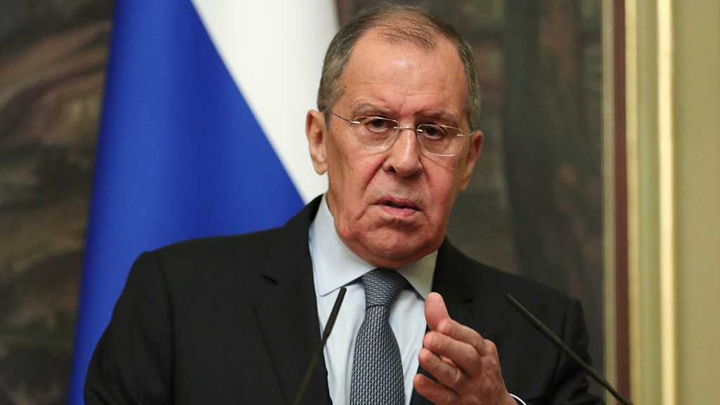 Lavrov: West Working to Create Belt of Instability around Russia