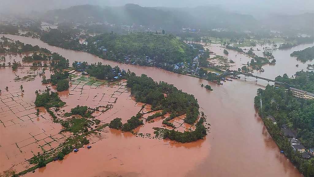 159 Dead, 60 Missing as Incessant Rains Hit India's Maharashtra