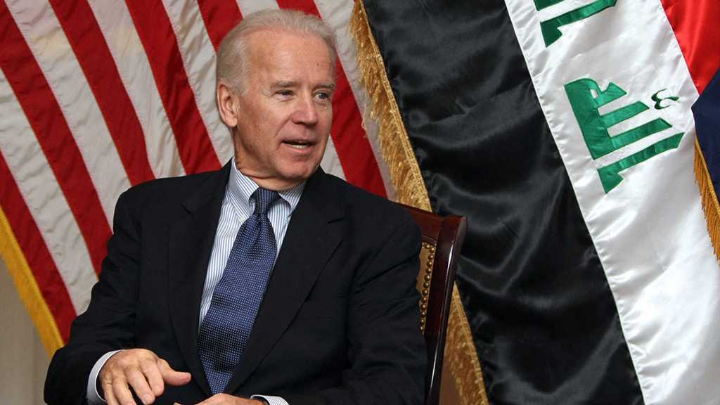 Biden Reportedly Agrees to Iraqi Request to Remove All Combat Troops from Country