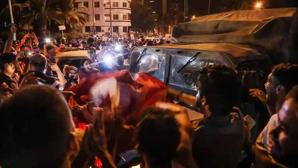 Tunisian President Imposes Nighttime Curfew